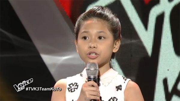 kris the voice kids philippines