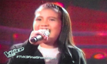 Watch: Antonetthe Tismo sings 'Let's Get Loud' on The Voice Kids Philippines Live Finals