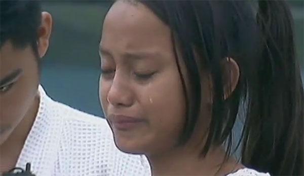 Badjao Girl Rita Gabiola cries after female housemates made fun her personal things