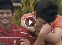 Christian Morones Cries Nominated PBB video