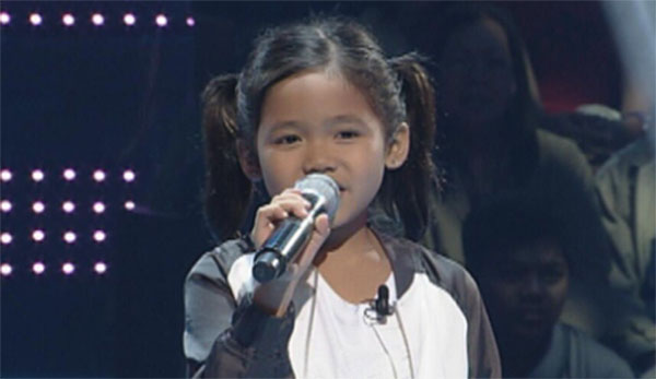 Claire Geonzon the voice kids ph ben sing offs