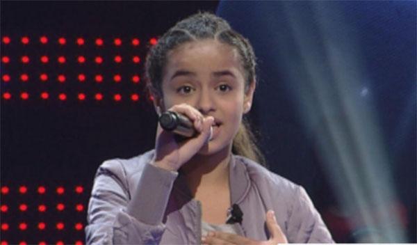 Hannah Hakami the voice kids ph