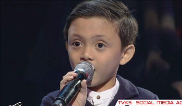 Ian Joseph Prelligera the voice kids ph sing off