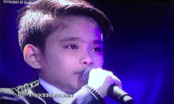 Watch: John 'JC' Carlo Tan sings 'You Raise Me Up' on The Voice Kids Philippines Live Semifinals