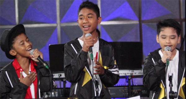 John vs Yohance vs JC the voice kids ph