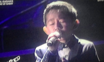 Watch: Joshua Oliveros sings 'Mama' on The Voice Kids Philippines Live Semifinals