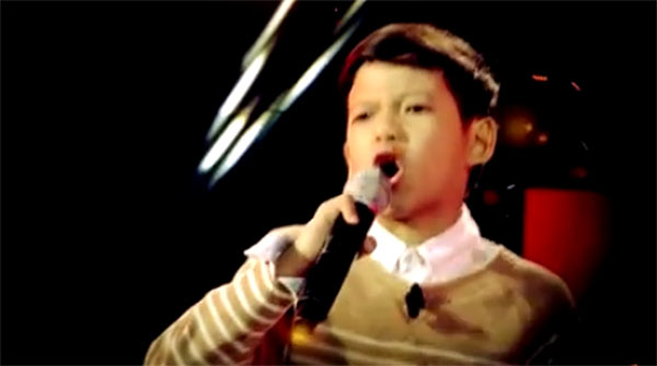 Justin Alva the voice kids ph sing offs 7 years