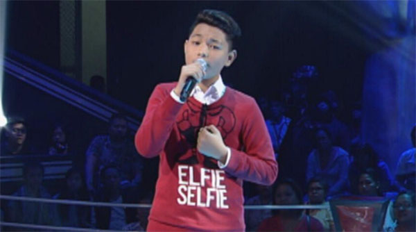 Kyle Philippe Mallari the voice kids ph