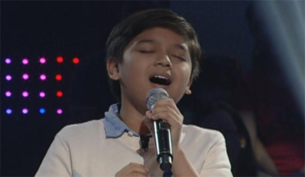 Noel Comia the voice kids ph sing offs