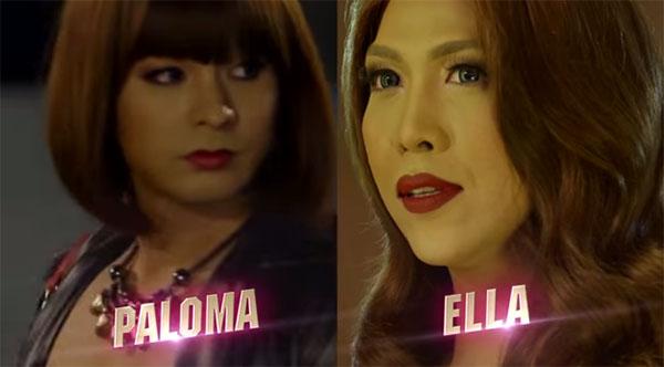 Paloma vs Ella