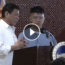 President Duterte invites wounded soldiers to a dinner in Malacañang Palace video