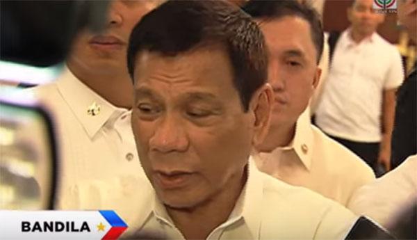 President Duterte to reveal matrix showing De Lima drug lord