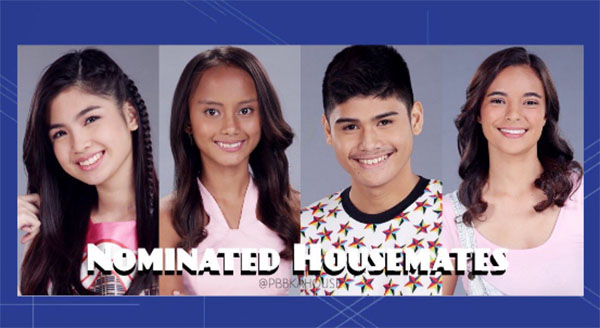 Rita Gabiola Heaven Christian Kristine nominated for 2nd eviction pbb
