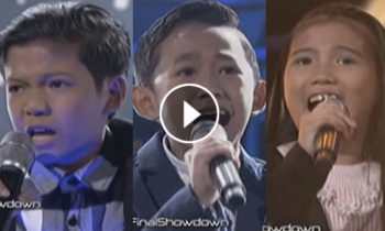 Watch: The Voice Kids Philippines Grand Finals Live Results, Winner Revealed August 28