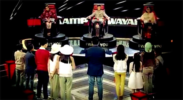 The Voice Kids Philippines Sing Offs Team Bamboo