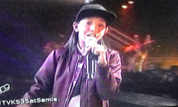 Watch: Xylein Herrera sings 'Love Yourself' on The Voice Kids Philippines Live Semifinals