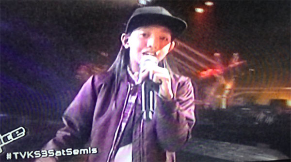 Xylein Herrera the voice kids ph semifinals live shows