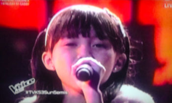Watch: Yessha dela Calzada sings 'A Moment Like This' on The Voice Kids Philippines Live Semifinals