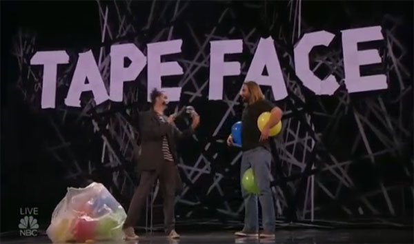 tape face agt semifinals