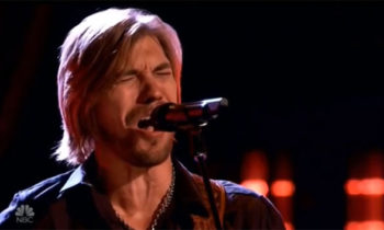 Austin Allsup sings 'Wild Horses' on The Voice Blind Auditions
