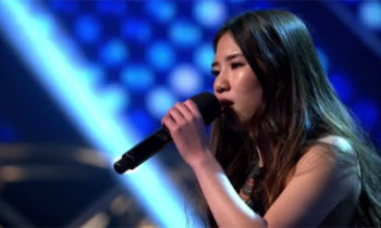 Watch: Natalie Ong sings 'The Voice Within' on The X Factor Australia 2016