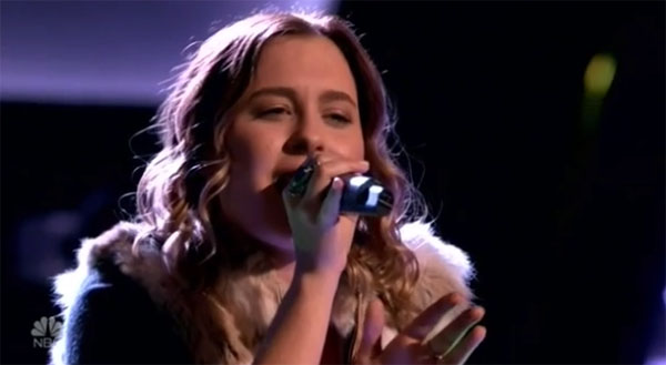 Natasha Bure, Candace Cameron Bure's Daughter, Tries Out On 'The Voice'
