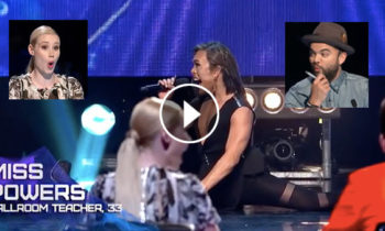 "Watch: Filipino singer Miss Powers stuns with ""It's A Man's World"" on X Factor Australia 2016"
