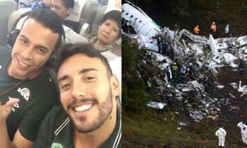 Watch: Chapecoense Alan Ruschel posted a video on Instagram moments before Plane Crash in Colombia