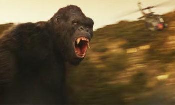 Watch: 'Kong: Skull Island' full length movie trailer