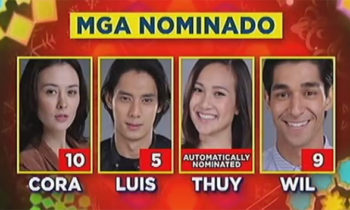 PBB Lucky 7 Regular Edition 1st Eviction Night Results