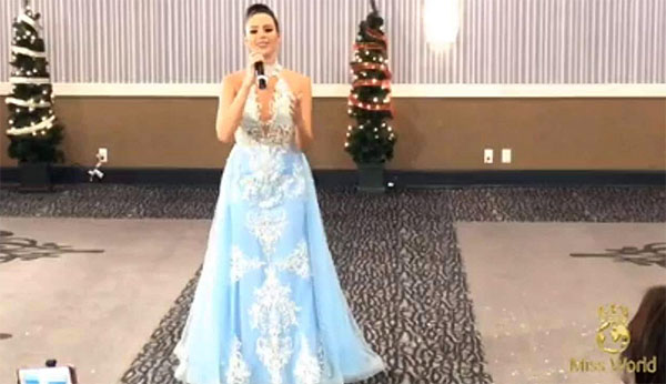 Catriona Gray Miss World 2016 Talent is Stunning, Enters Top 10 Finalist