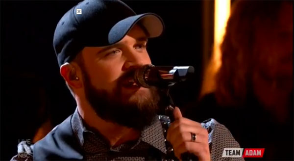 Josh Gallagher sings 'Jack & Diane' on The Voice Finale