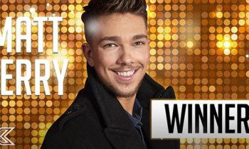 Matt Terry crowned winner of The X Factor UK 2016