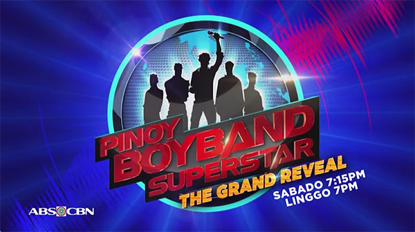 Pinoy Boyband Superstar Grand Reveal, Final Top 7 Live Performances December 10