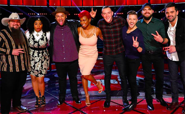 The Voice Results Tonight, Live Top 8 Elimination, Final 4 Revealed December 6 2016