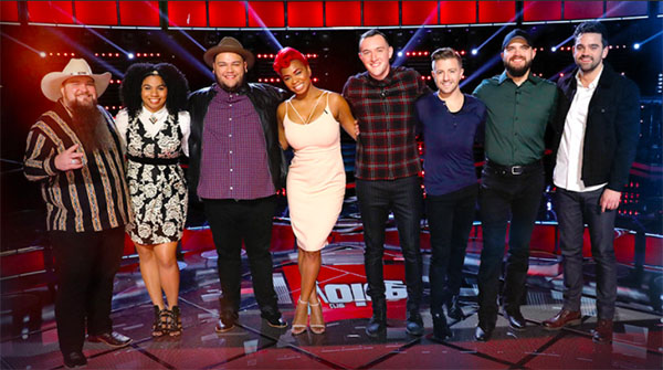 The Voice Top 8 Live Semifinals Performance Recap and Videos December 5