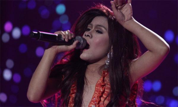 Lyca Gairanod impersonates Jessa Zaragoza on Your Face Sounds Familiar Kids