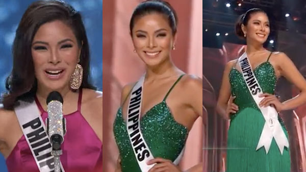 Maxine Medina Miss Universe 2016 Preliminary Competition Full Performance Video