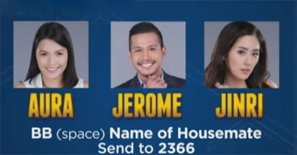 PBB Lucky 7 Dream Team 1st Eviction Night Results January 28 2017
