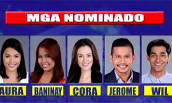 PBB Lucky 7 Regular Edition Eviction Night Results January 2