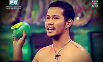 PBB housemate Jerome Alacre admits he is Gay