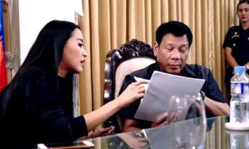 Duterte appoints Mocha Uson as MTRCB board member