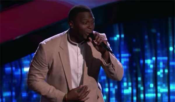 JChosen stuns judges on The Voice 2017 Blind Auditions