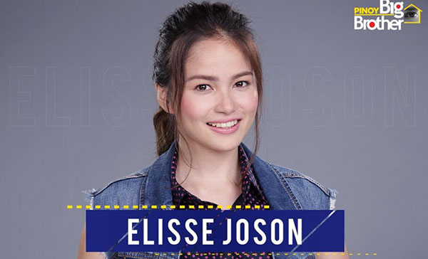 Elisse Joson Evicted, Pinoy Big Brother Lucky 7 Revealed