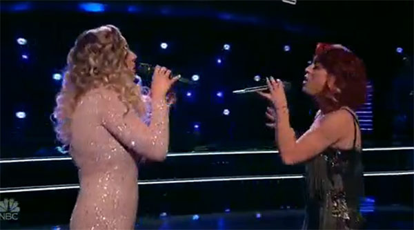 Ashley Levin vs Casi Joy How Blue The Voice 2017 Battle Rounds.jpg