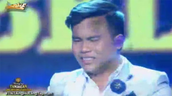 Noven Belleza named as Tawag Ng Tanghalan Grand Champion Grand Winner