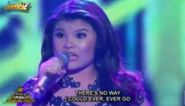 Pauline Agupitan sings 'And I'm Telling You' on Tawag Ng Tanghalan Grand Finals Huling Tapatan March 11 2017