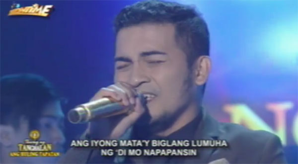 Froilan Canlas sings 'Anak' on Tawag Ng Tanghalan Grand Finals Day 2 March 7 2017