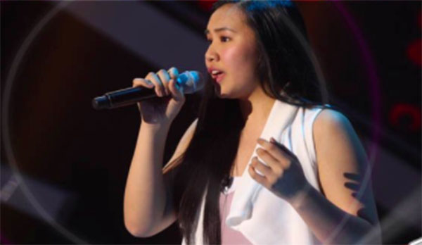 Alyssa Grace Datu sings 'Hanggang' on The Voice Teens Philippines Blind Auditions