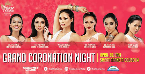 Binibining Pilipinas 2017 Coronation Night Live Coverage Stream Final Results Winners and Updates.jpg